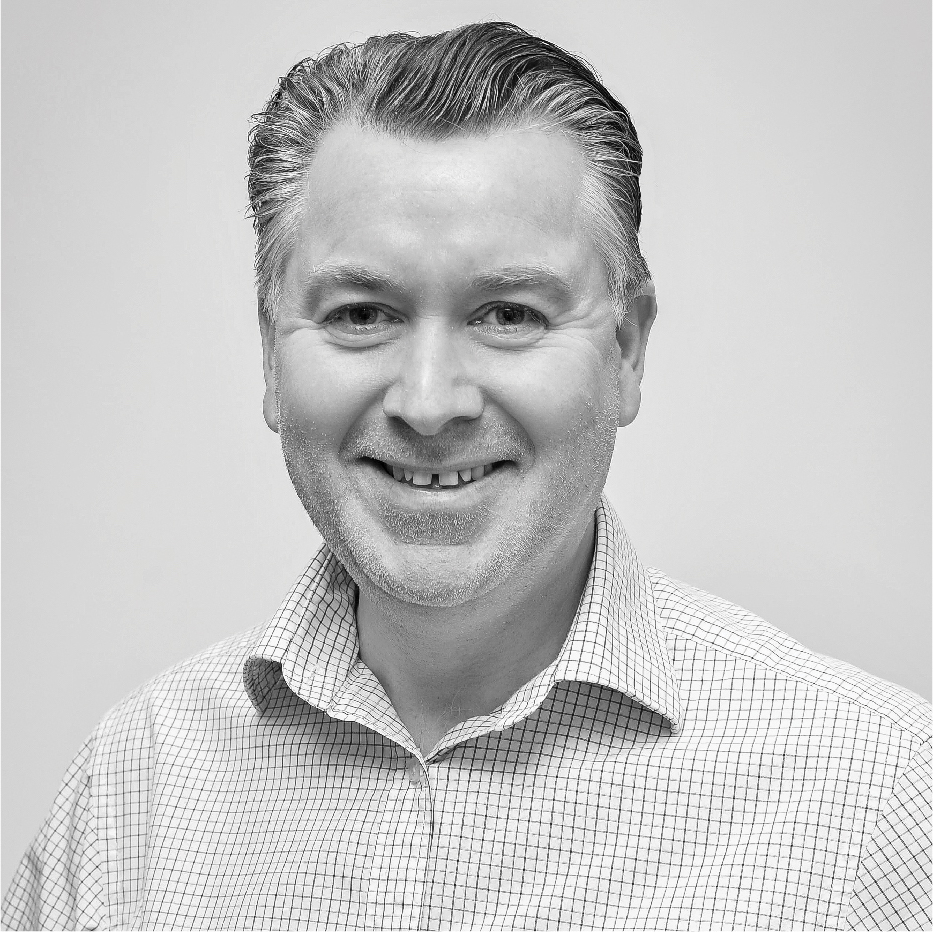 Headshot of Angus Kerr, Sales Director