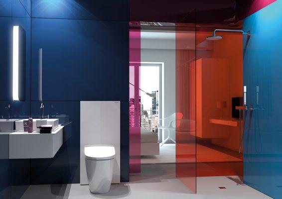 The Bathroom Company Geberit Monoliths