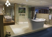 New displays at The Bathroom Company