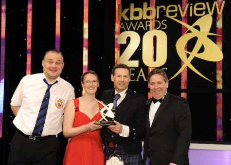 The Bathroom Company are KBBReview 2014 Award Winners