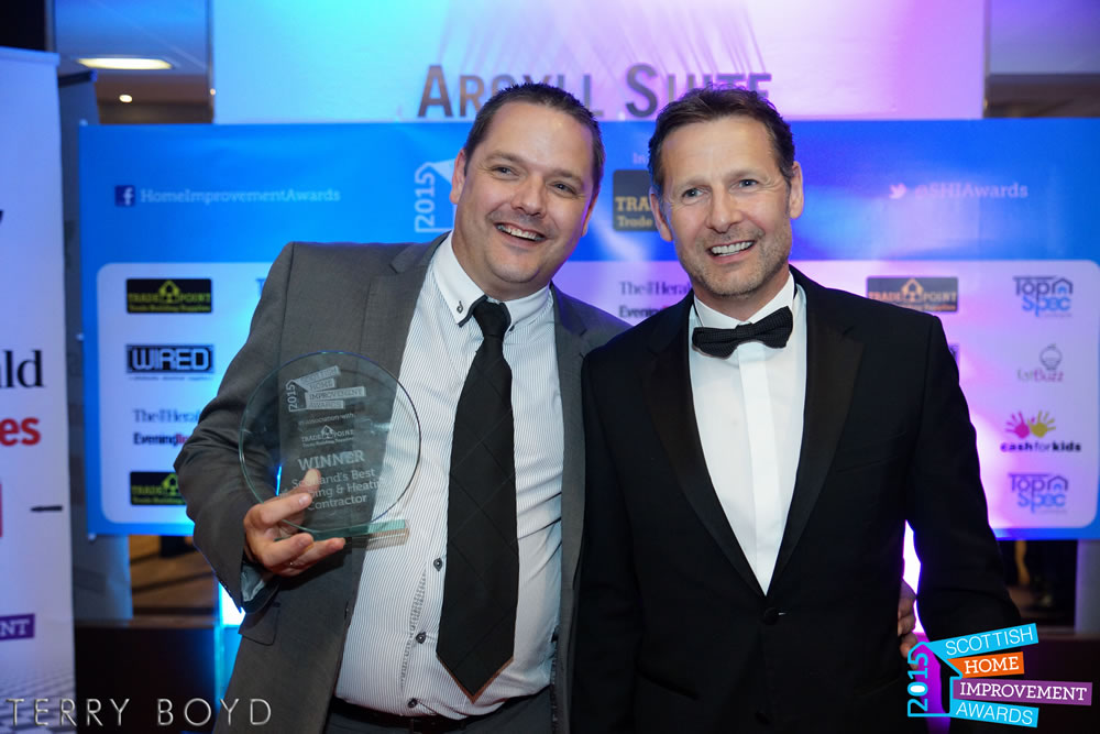 LW Haddow crowned as best plumbing and heating contractor