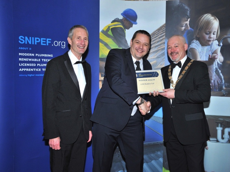 LW Haddow takes home the inaugural SNIPEF Business of the Year Award
