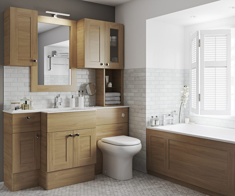 Fitted Bathroom Furniture Manufacturers: The Bathroom Company