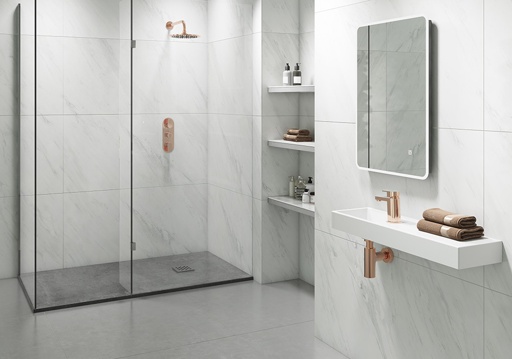 The Design Trends Of 2018 The Bathroom Company